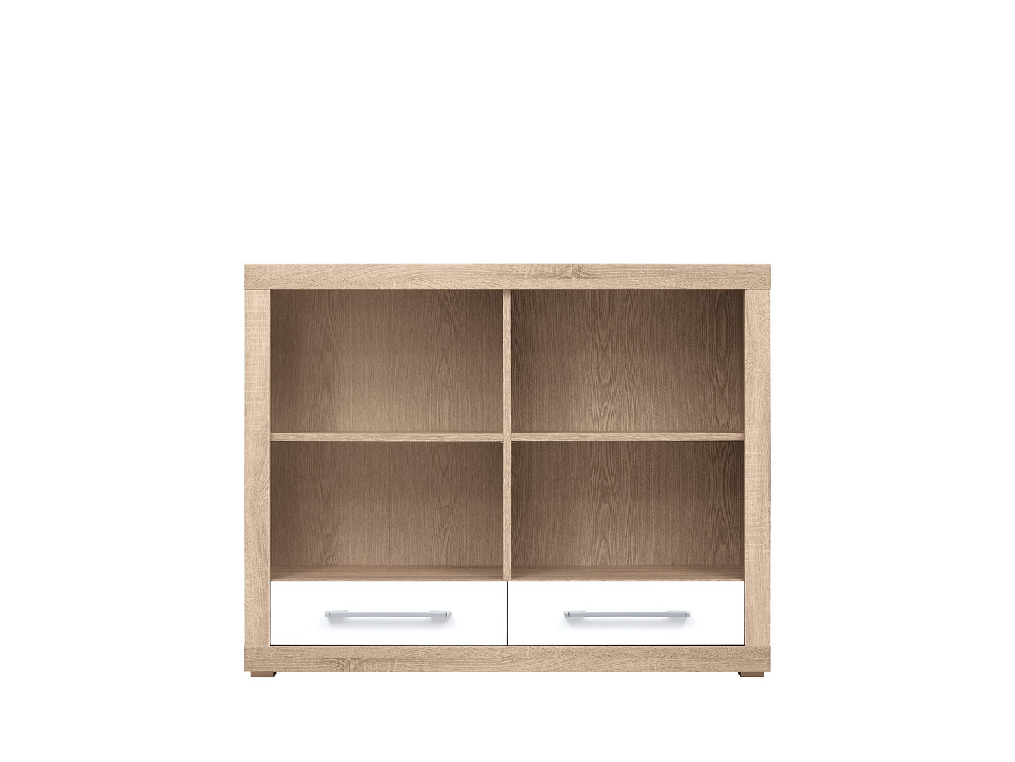 Bookshelf Bigi 124cm x 98cm x 35,5cm – furniture store BRW