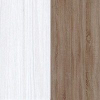 sibiu light larch/dark sonoma oak